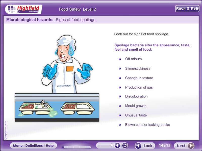 Level  Food Safety And Hygiene For Manufacturing