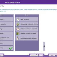 Food Safety Level 3 for Supervisors