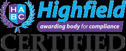 Highfield certified
