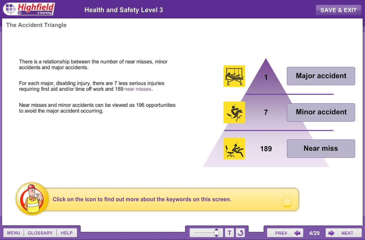 Health and safety coursework